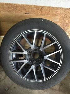 Rims and tires for sale reduced