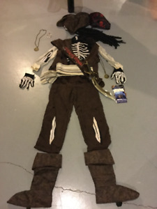 Halloween costume, Pirates of the Caribbean