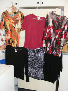 blouse,chandail,manteau(8-10)5 an(10-12)(12-14)$6 a$80.