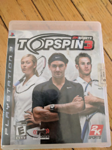 Topspin 3 - ( PS3 Game)