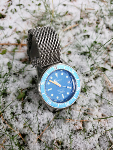 Squale 1525 - 50 Atmos 500m Divers Watch Swap Trade