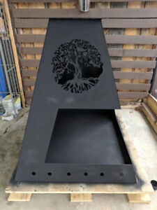 Awesome Custom Fire Pit - 400 obo