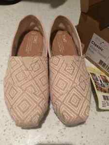 Toms brand new in box with tags