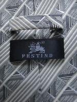 Festind tie - hand made in Italy