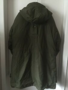 Extreme Cold Weather Combat Winter Parka Coat Size Large London Ontario image 3
