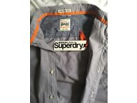 Superdry short sleeve shirt in excellent condition, worn once