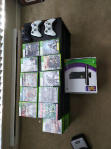Amazing deal. Xbox 360 kinect 42 games
