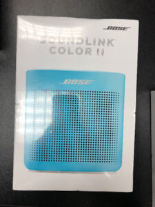 Bose SoundLink Colour II - Black, Blue or White