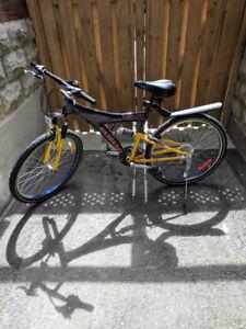 YAMANO Bike 21 Speed, 26 Inch