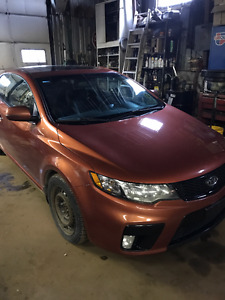 2011 Kia Forte Coup EX w/remote start! RECENTLY REDUCED!