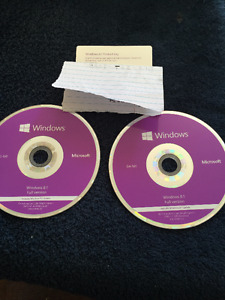 WINDOWS 8.! SOFTWARE WITH KEY