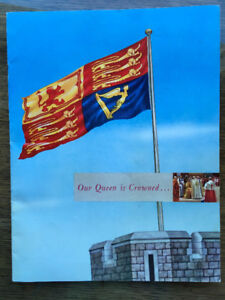 """""""Our Queen is Crowned"""" Coronation Booklet (1953)"""