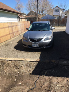 2006 Mazda Mazda3 Only 77,000 KM Excellent Condition