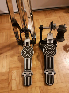 Brand new Sonor bass drum pedal and hi hat stand