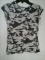 Camouflage top for Girls size L