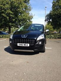 Peugeot 3008 2.0HDI FAP Exclusive. Special Edition.