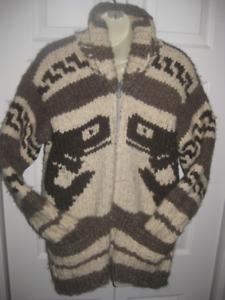 f7ac3ec3f5a7 Cowichan Sweater
