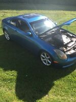 G35 coupe 2004 automatic