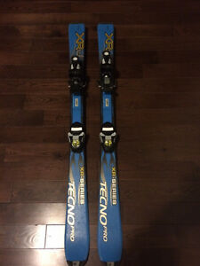 TecnonPro Down Hill Skis with Bindings
