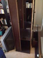 Free TV Entertainment Center and TV