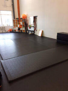 Fitness Studio Available for Rent