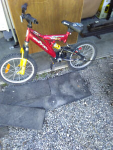 Red Kids bike