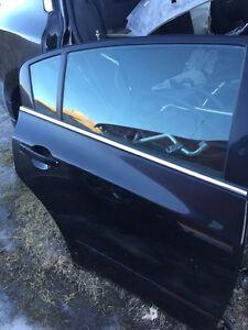 2007-2012 Nissan Altima rear passenger door