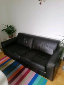 Black sofa - free