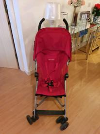 MacLaren stroller/buggy