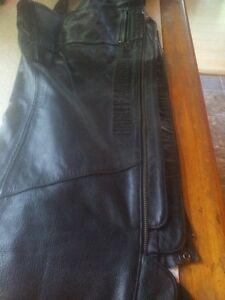 mens harley davidson leather chaps