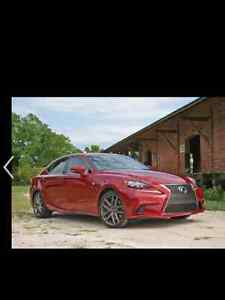 Lexus IS350 f sport series 3 - $9,000 cash to take over