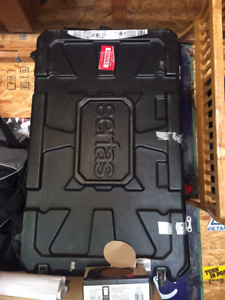 Serfas and Thule Hard Shell Bike Boxes
