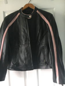 Brand New Woman Leather Jacket