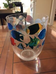 FISH Garbage Can!!  (Delete when sold) London Ontario image 1