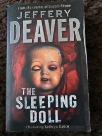 ** REDUCED ** Jeffrey Deaver bundle of books ( 6)
