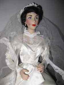 Elizabeth Taylor Bride Doll Regina Regina Area image 3
