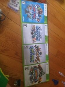 Lots of Skylanders with portals and games West Island Greater Montréal image 2