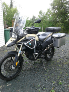 2014 BMW 800 GS Adventure