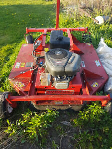 Swisher 52 inch tow behind mower