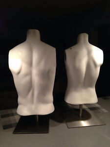 One Male & One Female Mannequin For Sale (torso mannequins) St. John's Newfoundland image 5