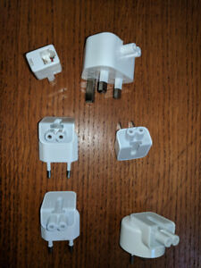 International Figure 8 Plug Adaptors