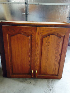 4 kitchen cabinets for sale
