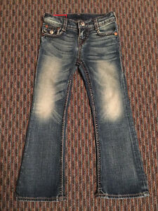 TRUE RELIGION Girl's Billy, Size 5, EXCELLENT Condition!