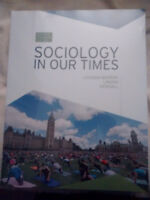 Sociology In Our Times (NEW)