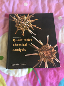 Quantitative Chemical Analysis (Harris 8e)