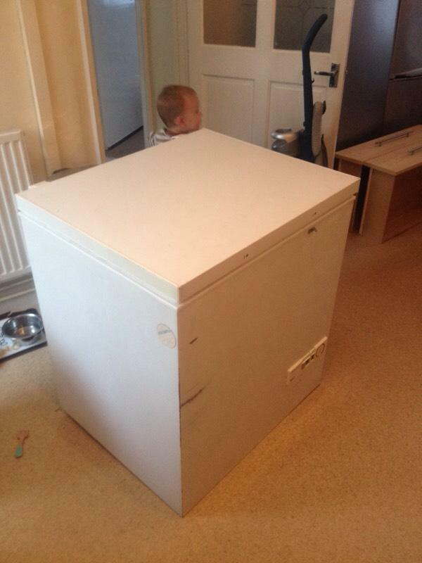 Large Chest Freezer In Plymouth Devon Gumtree