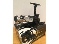 NEW CARP/SPECIALIST BAITRUNNER REEL WITH SPARE SPOOL