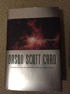 KEEPER OF DREAMS (first edition) by ORSON SCOTT CARD