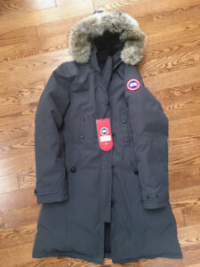 Canada Goose Women's Kensington Jacket, XL, Graphite New w/tags