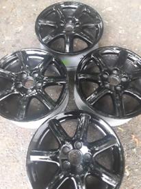"17"" Honda Civic Accord Sport alloy wheels (337)"